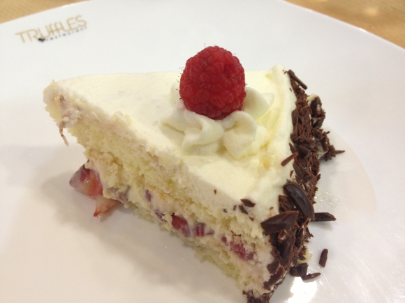 The gateau frambois.