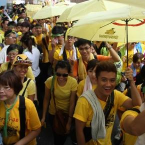 TAYLORMADE OP-ED: An Analysis Of Bersih 3.0, And The Next LogicalStep
