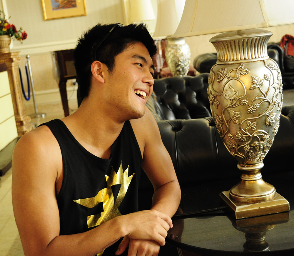 Taylormade features an interview with ryan higa you have to watch his videos to understand this m4hsunfo