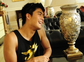 TAYLORMADE FEATURES: An Interview With RyanHiga