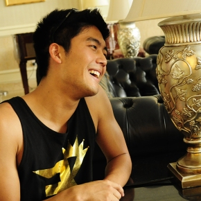 TAYLORMADE FEATURES: An Interview With Ryan Higa