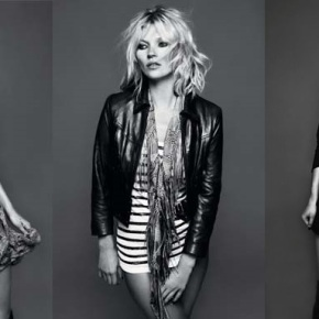 Kate Moss For Topshop…Again?