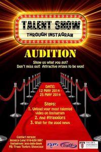 Traxx fm Showcase