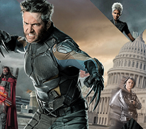 Freshly-Pressed Fridays: X- Men: Days of Future Past