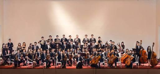Image Credits: Symphony Orchestra @ Taylor's University Facebook page (via Kay Bin's Photography)
