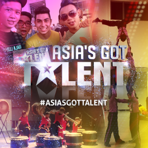 Asia's Got Talent – Here at Taylor'sUniversity!