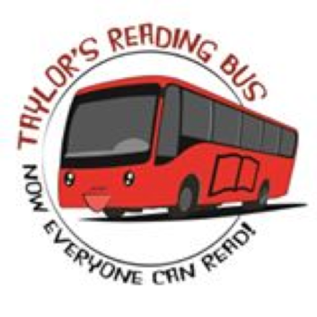[Image Credits: Taylor's Reading Bus Program Facebook page]