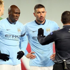Manchester City's EuropeanMisadventures