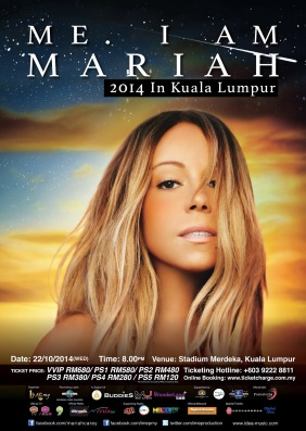 [Image credit: Wljack.com - http://www.wljack.com/2014/09/upcoming-event-mariah-carey-me-i-am.html ]