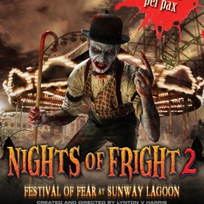 BACK TO HAUNT: SUNWAY LAGOON'S NIGHTS OF FRIGHT 2