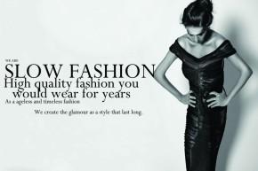The Slow FashionMovement