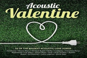 Anthems for the Month of Love – Acoustic Valentine Compilation Album