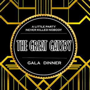 SBS Charity Prom: THE GREAT GATSBY