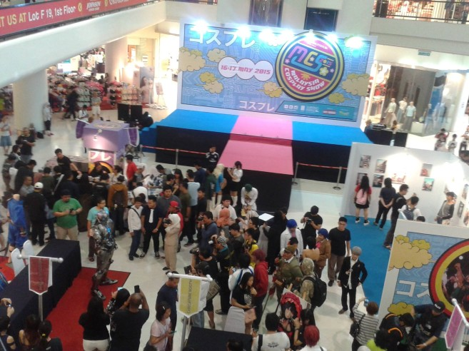 Japanese culture invades Subang Parade at the Malaysia Cosplay Show this weekend