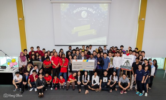 Group shot of all the attendees [ Image credits: Sim Hong Chun ]
