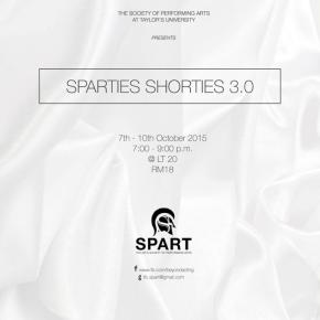 SPARTIES SHORTIES 3.0