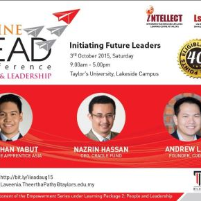 Why Should YOU Attend the 2nd iLead Conference?