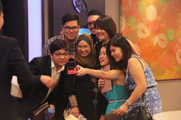 QS selfie